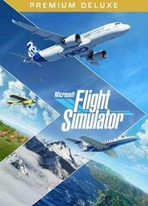 Microsoft Flight Simulator: Premium Deluxe (Europe) - £87.11 @ Instant Gaming