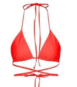 Petite Mix & Match Triangle Bikini Top £2 at boohoo