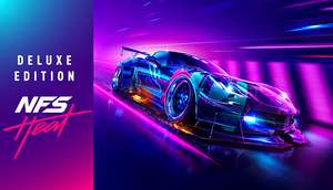 Need for Speed™ Heat Deluxe Edition for PC £17.99 @ Steam
