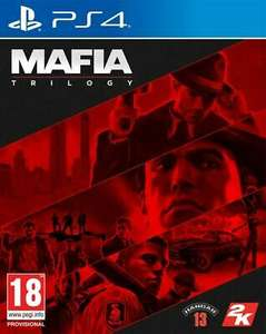 Mafia: Trilogy (PS4 / Xbox One) - £27.88 with Nectar members code delivered @ Boss Deals eBay