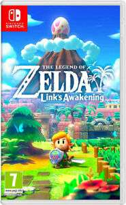 The Legend of Zelda: Link's Awakening (Switch) - £35.16 with nectar card holders code @ The Game Collection/eBay