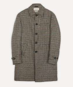 Liberty London up to 50% off Sale e.g. Wickham Grandpa Houndstooth Coat - £215 + £4.50 delivery @ Liberty