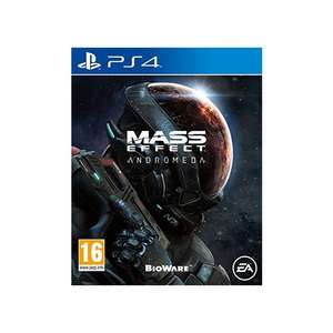 PS4 Mass Effect Andromeda - £5.75 delivered at The Gamery