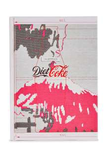 JW Anderson Diet Coke Notebook 95p at Harvey Nichols (Free collection instore)