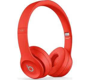 BEATS Solo 3 Wireless Bluetooth Headphones £119 @ Currys PC World