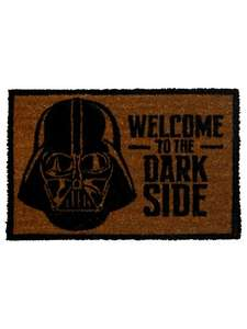 Star Wars Welcome To The Dark Side Doormat £11.98 delivered with code @ Grindstore