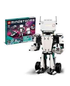 LEGO Mindstorms 51515 Robot Inventor Robotics Kit £219.99 (possibly £186.99 with kids wish list) at Amazon