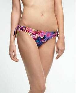 Superdry Womens Fiji Flower Bikini Bottoms Size M £5 delivered at Superdry/Ebay
