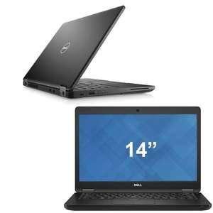 "Refurbished Grade A - Dell Latitude 5480 Laptop - i5-7440HQ / 8GB RAM / 256GB SSD / 14"" FHD £327.88 @ Dell Refurbished"
