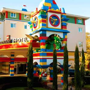 Legoland Resort Hotel stay 2021 inc breakfast + character meet + gift + pool = £99 for 2a/2c +100% free cancellation @ Legoland Holidays