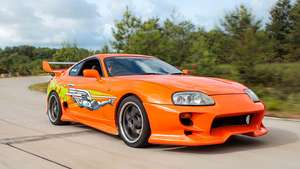 Fast and Furious Toyota Supra Junior Driving Experience for One (Ages 10-17) £14.63 with E Voucher, £16.62 Delivery Paper @ Redletterdays