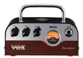 "Vox MV50 Boutique ""Nutube"" micro guitar amp head - £89 delivered @ voxamps.co.uk"