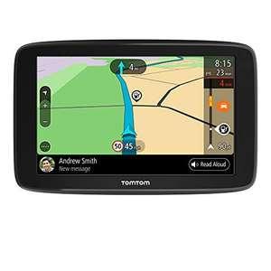 TomTom Car Sat Nav GO Basic, 5 Inch, Traffic Congestion and Speed Cam Alert EU MAPS - £109.99 @ Amazon