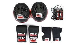 Pro Power Boxing Set £19.99 free click and collect at Argos