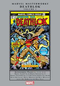 Marvel Masterworks sale - from 79p @ Comixology