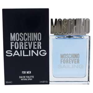 Moschino Forever Sailing EDT 100ml £22 at Superdrug