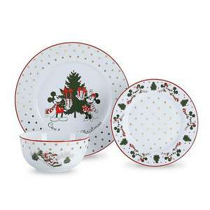 Disney Christmas plates set - in store offer £10 @ Asda Ardrossan
