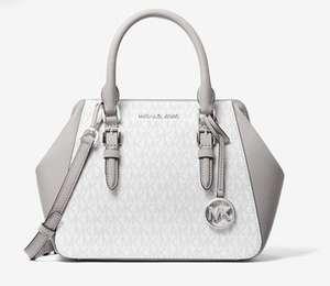 Michael Kors Charlotte Medium Satchel Bag Now £129 Free delivery @ Michael Kors