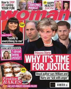 6 Issues of Woman Magazine £1.00 inc Delivery @ Magazines Direct