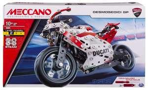 Meccano Ducati Moto GP Bike - £15 (free click & collect) @ Argos