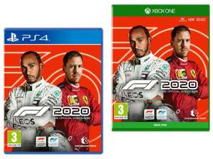 F1 2020 Standard Edition (PS4 / Xbox One) - £22.99 delivered @ Currys PC World