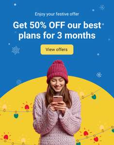 £5 for 10GB / £7.50 for 16GB / £10 for 40GB for first 3 months @ Lycamobile