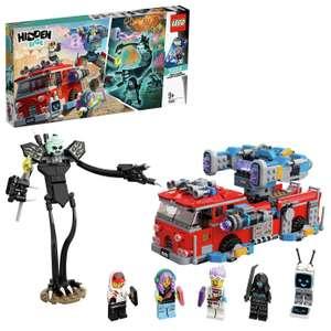 LEGO Hidden Side Phantom Fire Engine 3000 AR App Set 70436 £30 free click and collect at Argos