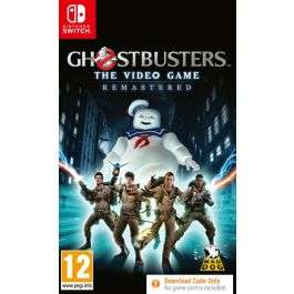 Ghostbusters The Video Game Remastered - Code In Box (Switch) £17.95 at The Game Collection