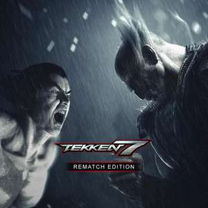 TEKKEN 7 Rematch Edition (Base game & S2 Pass) - £11.99 @ PlayStation Store