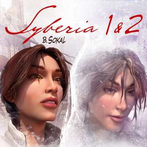 Syberia 1 & 2 Nintendo switch £1.49 @ Nintendo cheaper at Russia store, Australia store and South Africa thanks to Deals184 and Pirate1