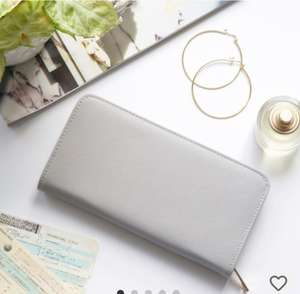 Up to 70% off at Lisa Angel Bags Wallets Gifts Eg Large zip around wallet Now £6.60 Free delivery with £15 spend @ Lisaangle