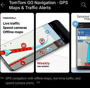 Free 6 months subscription to TomTom GO from HUAWEI appGallery