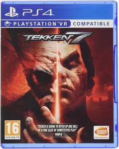 Tekken 7 (PS4) - £9.99 (+£2.99 Non-Prime) @ Amazon