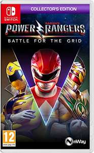 Power Rangers: Battle for the grid collectors edition for switch £19.99 @ Amazon