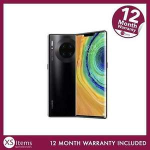 Huawei Mate 30 Duos TAS-AL00 128GB 40MP Mobile Smartphone Black Unlocked- Used Excellent Condition £364.99 - xsitems_ltd / ebay
