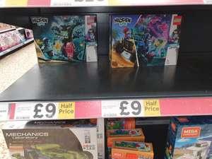 Lego Hidden side 70427/70428 £9 instore @ Tesco Blackpool