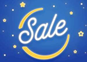 Up to 60% off everything in our star sale @ Bonusprint
