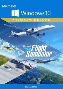 Microsoft Flight Simulator - Premium Deluxe (Windows 10) £84.99 @ CDKeys