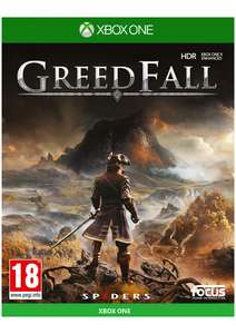 Greedfall (Xbox One) £9.99 Delivered @ Simply Games