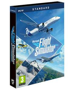 Microsoft Flight Simulator 2020 (PC) BRAND NEW AND SEALED £59.95 at ebay thegamecollectionoutlet