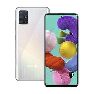 Samsung Galaxy A51 White Smartphone (4GB 128GB - Amoled) + Free Harman Kardon Citation One Speaker - £263 @ Amazon