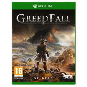 GreedFall (Xbox One) - £9.85 delivered @ Base