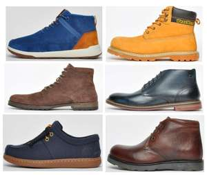 Extra 25% off Mens Sale Boots and Shoes + Free Delivery with code From Express Trainers