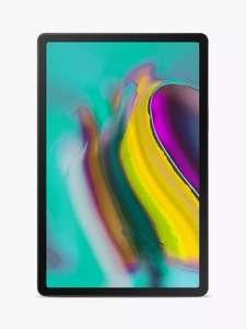 "Samsung Galaxy Tab S5e Tablet, Super AMOLED, Quad Speakers (Dolby Atmos), 4GB RAM, 64GB, Wi-Fi, 10.5"" - £319 @ John Lewis & Partners"