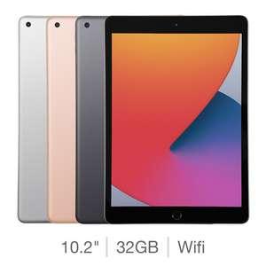 Apple iPad 2020, 10.2 Inch, WiFi, 32GB £319.99 @ Costco