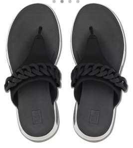Fitflop Heda chain toe post sandals - £21 (+£3.95 Postage) @ FitFlop