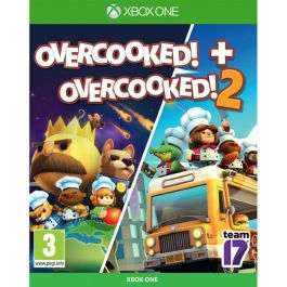 Overcooked! + Overcooked! 2 (Xbox One) £11.95 delivered at The Game Collection