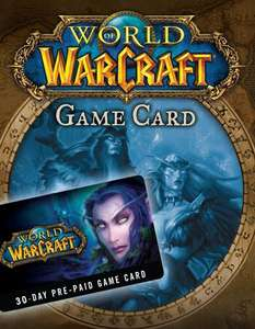 World of Warcraft 1 Month (30 day) Game Time Card (EU) £7.99 using code @ Eneba / bn-k + others
