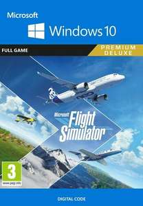 Microsoft Flight Simulator - Premium Deluxe (Windows 10) £85.52 @ Eneba
