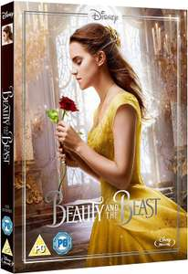 Beauty and The Beast (Live Action) [Blu-ray] [2017] £3.60 (£2.99 p&p non prime) @ Amazon